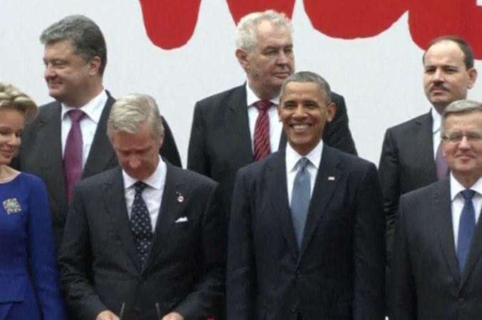 Президент Украины представит план мирного урегулирования во время инаугурации