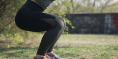 Упражнение недели: разнообразные приседания