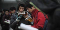 Всплеск самоубийств наблюдается в Китае в период ЕГЭ