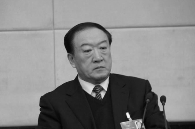 Су Жун, вице-председатель ВК НПКСК, находится под следствием за «серьёзные нарушения дисциплины и закона», согласно официальному сообщению от 14 июня. Фото: скриншот/cnr.cn