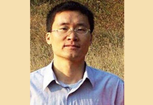 Бывший адвокат по правам человека Тан Цзинлин был арестован 16 мая 2014 года за «подстрекательство», как сообщила его жена в блоге на Weibo 21 июня 2014 года. Фото: Radio Free Asia