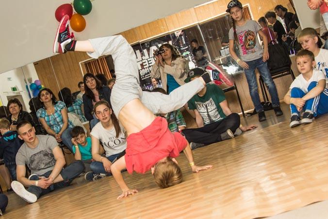 IV межрегиональный фестиваль по брейк-дансу и хип-хопу. Фото: Сергей Тугужеков/Великая Эпоха