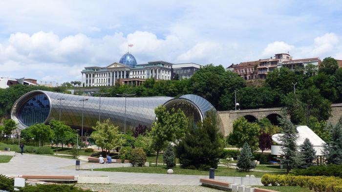 НАТО пока не приглашает Грузию в альянс