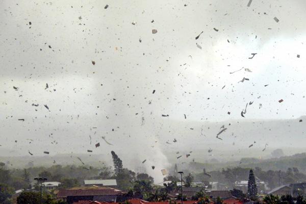 торнадо, США, наука