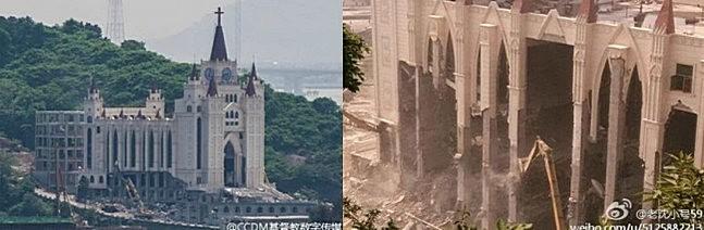 Компартия Китая видит в христианстве угрозу для своей власти