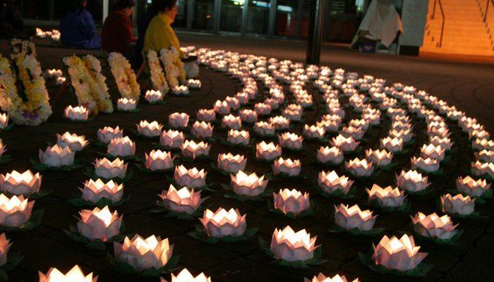 Жертвы современных «Освенцимов» в Китае