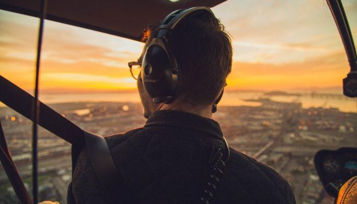 Вертолётное такси может стать доступнее в 2 раза