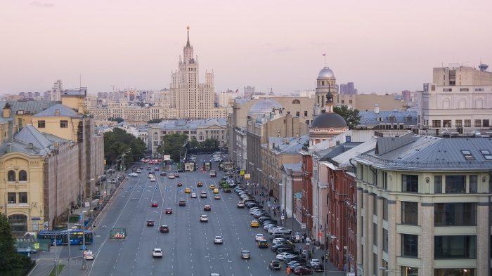 Улицы Москвы приобретут новый облик