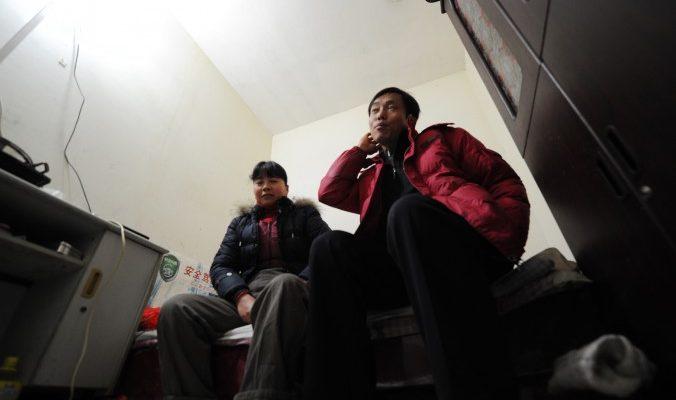 «Крысиное племя» живёт на дне китайских городов