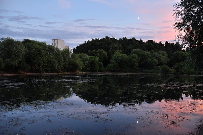 Вечер в парке. Фото: Екатерина Кравцова/Великая Эпоха