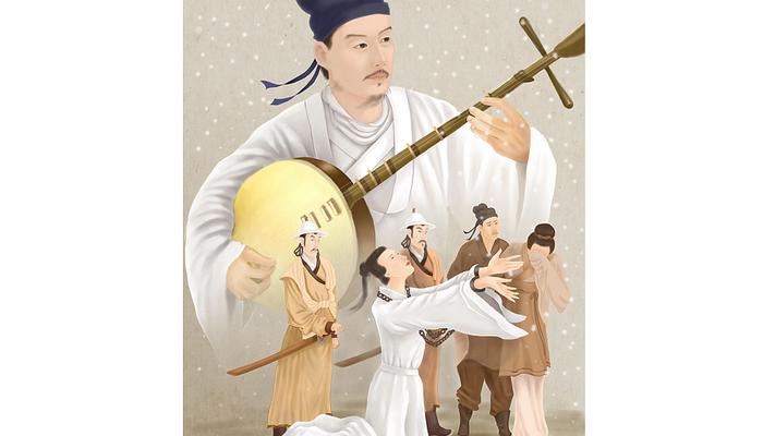Гуань Ханьцин — величайший китайский драматург