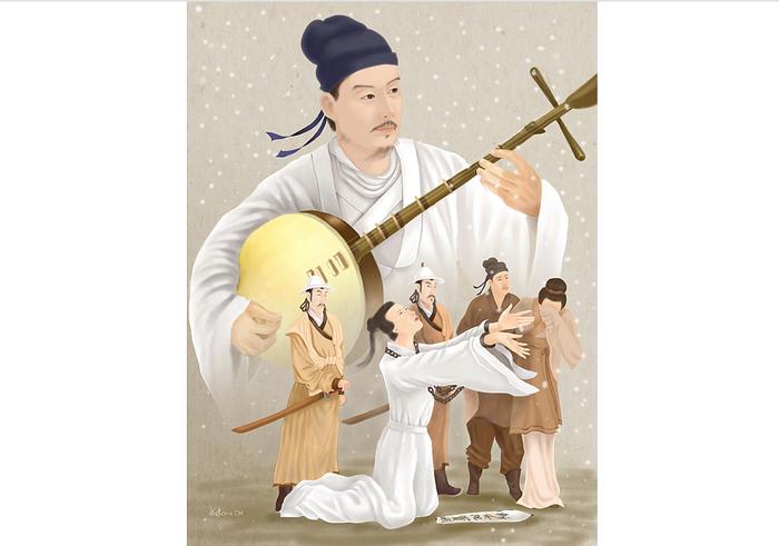 Гуань Ханьцин, история Китая