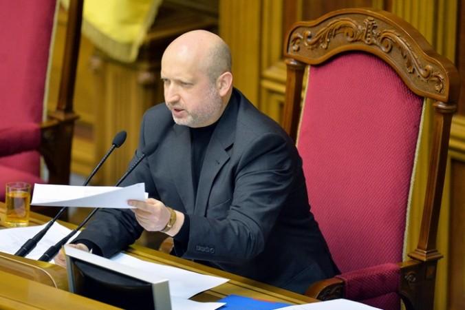 Компартия, Украина, Турчинов