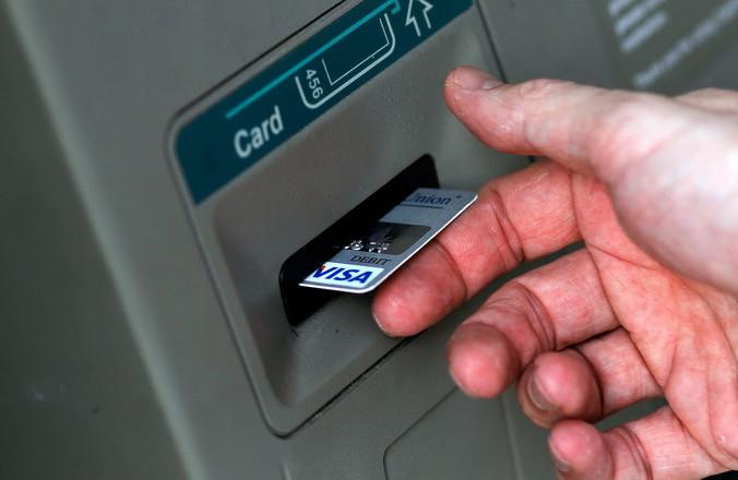 Банк, карта, Visa, МПС