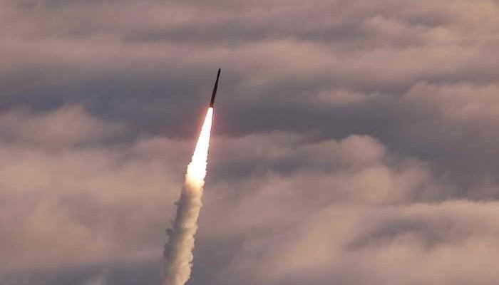 КНДР вновь запустила ракеты в сторону Японского моря