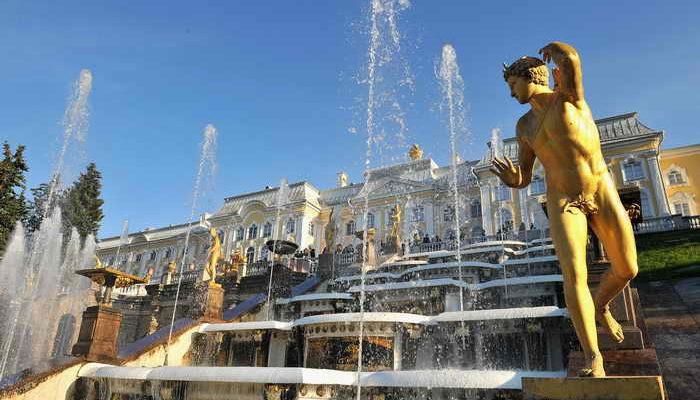 В Петербурге откроют исторический театр-макет