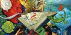 Лена Левская — рисовальщица