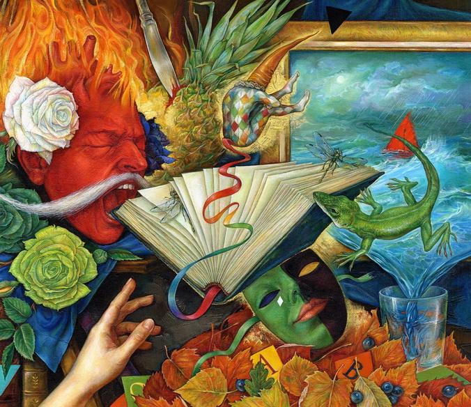 Лена Левская, рисовальщик, искусство