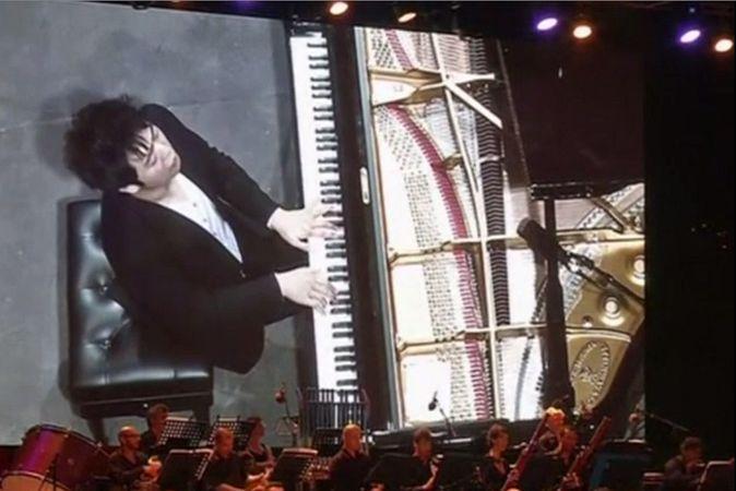 Китайский пианист Ланг Ланг открыл ливанский фестиваль музыкой Рахманинова