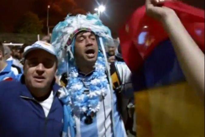 Сборная Аргентины выиграла у Нидерландов по пенальти