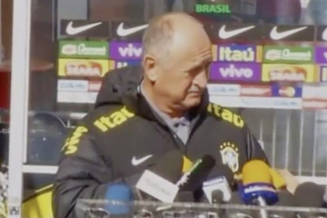 Тренер бразильской сборной по футболу ушел в отставку