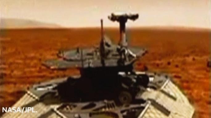 Марсоход НАСА установил рекорд по протяжённости внеземной поездки