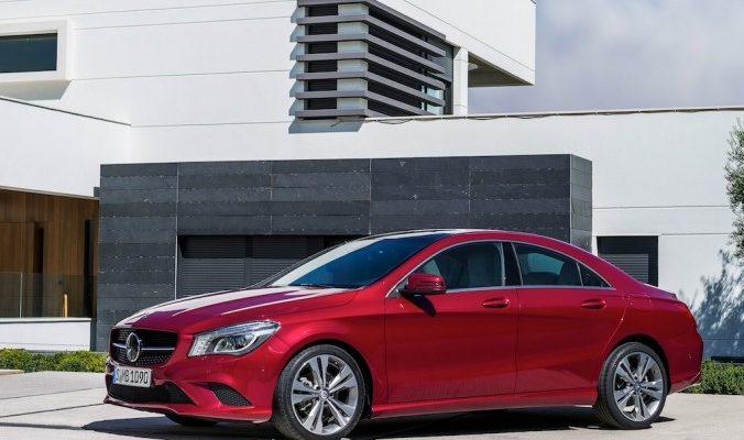 Mercedes CLA 2014 года: недорогая красотка с множеством достоинств (тест-драйв)