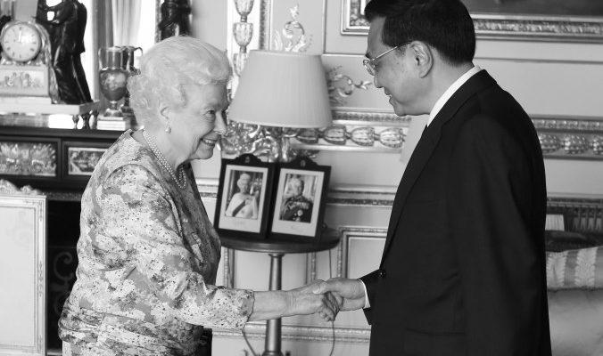 Почему китайский премьер потребовал встречи с королевой Великобритании?