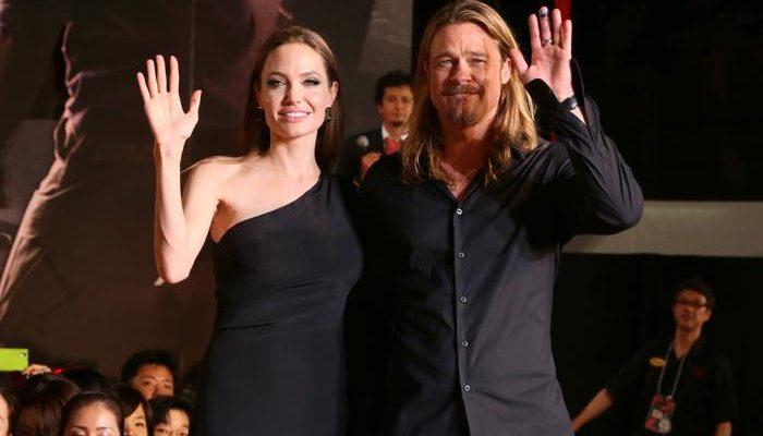 Анджелина Джоли и Брэд Питт снимут фильм о любви