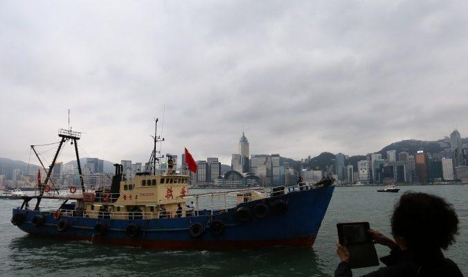 Китай снарядил рыбаков для решения территориальных споров