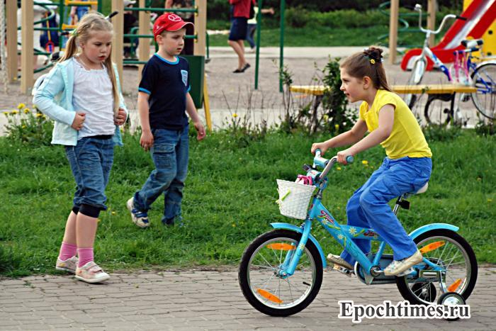 Дети, Крым, Украина
