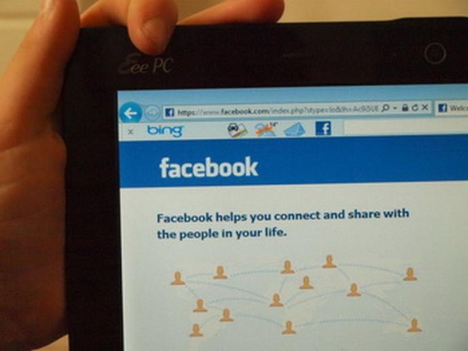 Facebook, Интернет, соцсеть