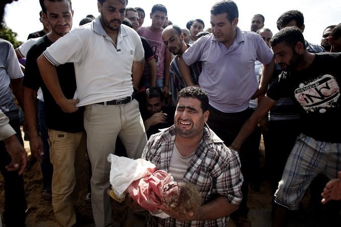 Сектор Газа, Палестина, Израиль