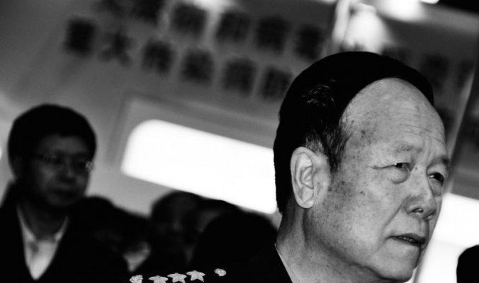 Ещё один китайский генерал попадёт под расследование