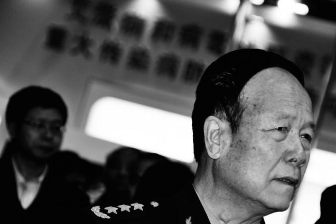 Го Босюн, бывший высокопоставленный китайский военный. Фото: theepochtimes.com