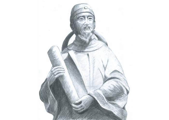 Го Шоуцзин, китайский астроном