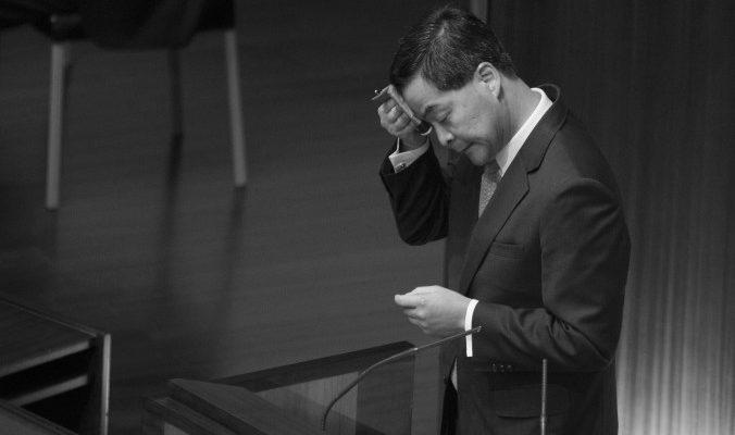 Над главой Гонконга посмеялись после выявления им «внешних сил»