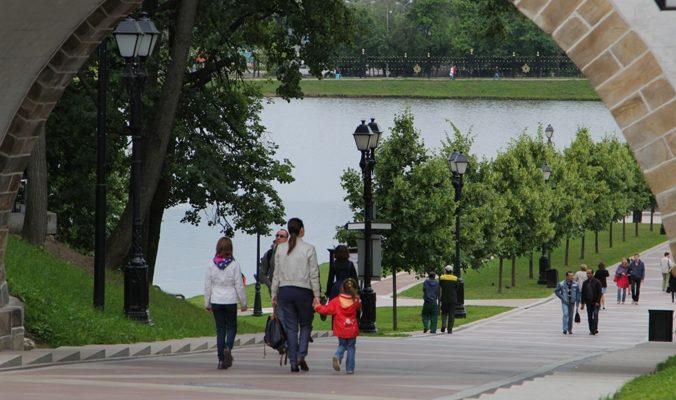 Тревожные кнопки в столичных парках помогут горожанам в случае опасности
