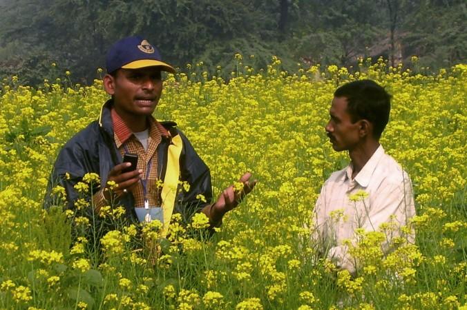 Индия, сельское хозяйство, мобильные телефоны