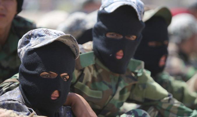 В Ираке боевики похитили ядерные материалы