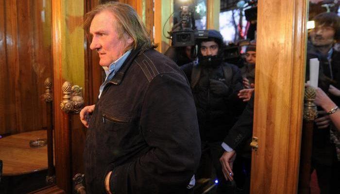 Актёр Жерар Депардье признался в употреблении 14 бутылок алкоголя в день