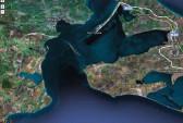 Керченский пролив, Крым, авто, паромная переправа, Керчь