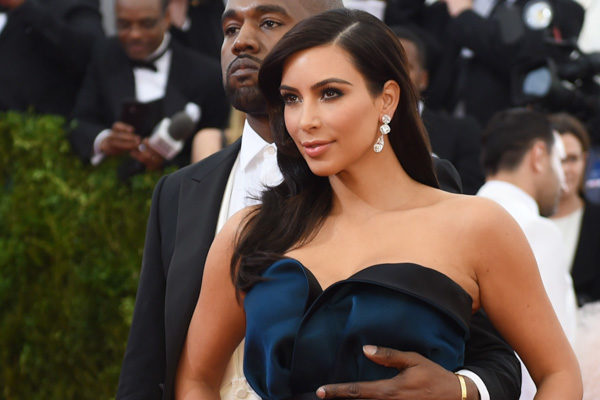Ким Кардашьян посоветовала беременным не выходить из дома