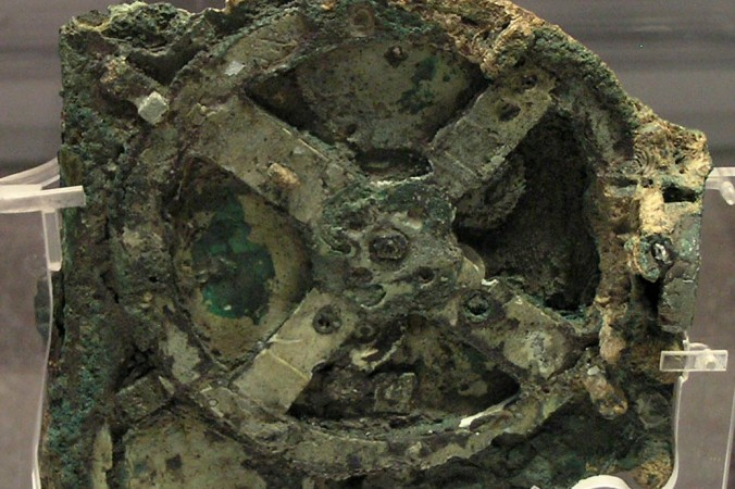 Антикитерский механизм, Археология, римляне, Древняя Греция, часы