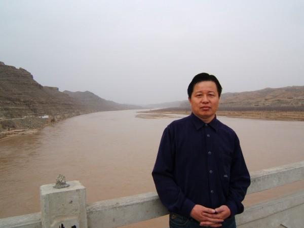 Гао Чжишэн в Китае в 2006 году. Фото: Transcending Fear