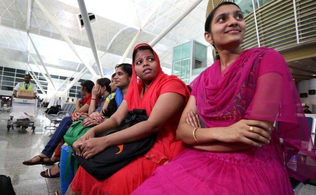 Захваченные в Ираке индийские медсёстры освобождены