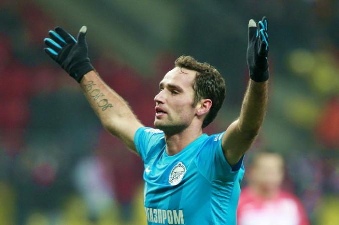 футбол, Роман Широков, Спартак