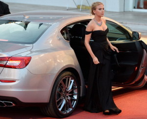 Maserati On The Red Carpet Of The 70th Venice International Film Festival - September 3, 2013