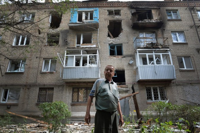 Славянск, Украина