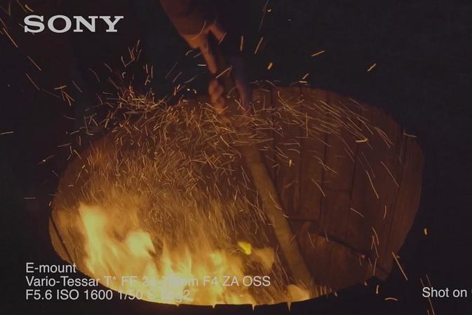 Sony продолжает продвигать полнокадровый флагман Alpha 7S